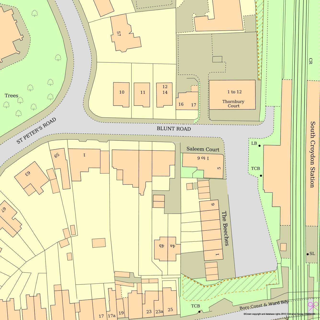 Application Site Map: Price Of Site And Location Plans For Planning Application